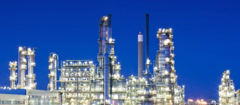 Petrochemical plants
